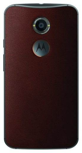 Moto X Cognac Leather1