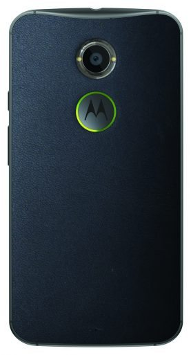 Moto X Navy Leather1