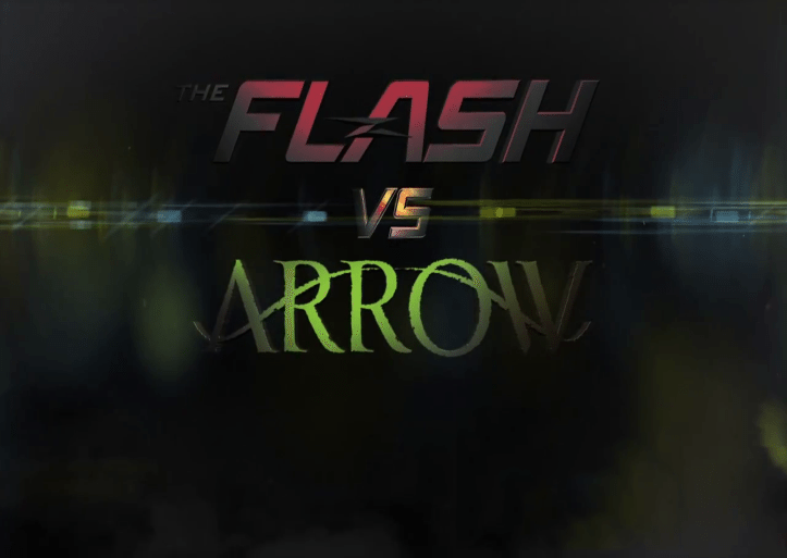 Flash vs Arrow Slider