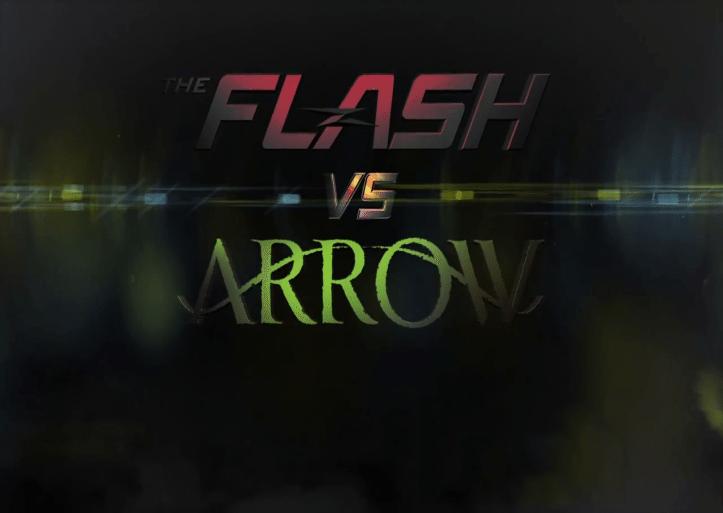 Flash vs Arrow Slider