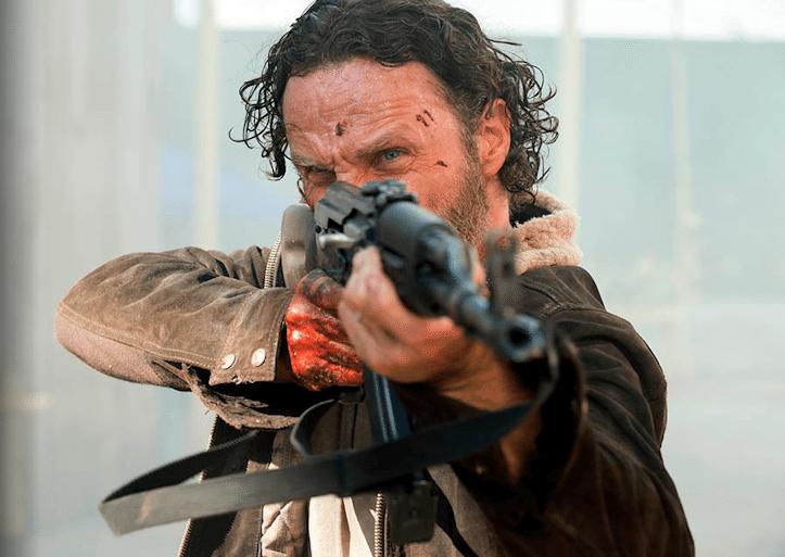 The Walking Dead Season 5 Slider