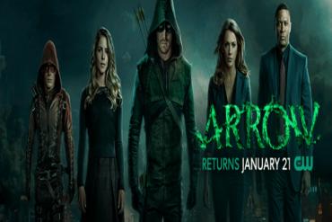 Arrow Season Premiere 1.21.15