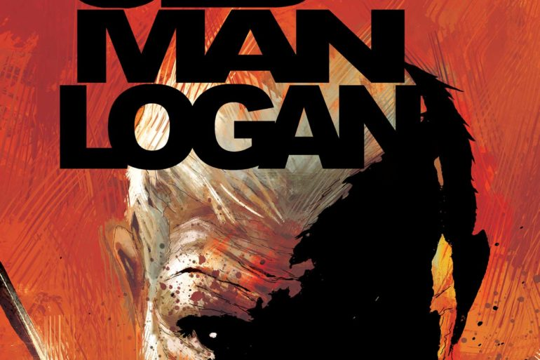 Old Man Logan 1 Cover