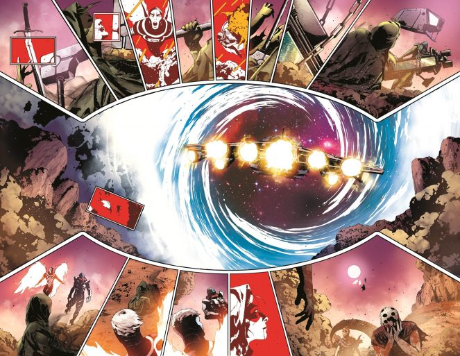 All New X Men 38 Preview 2