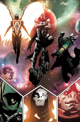 All New X Men 38 Preview 1