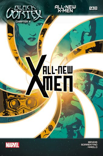All New X Men 38 Cover
