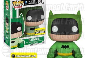 Batman Funko Green
