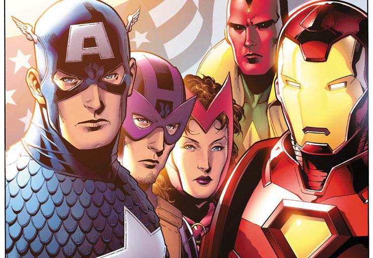 Avengers 44 Final Issue Variant