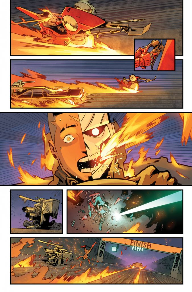 Ghost Racers 1 Preview 5