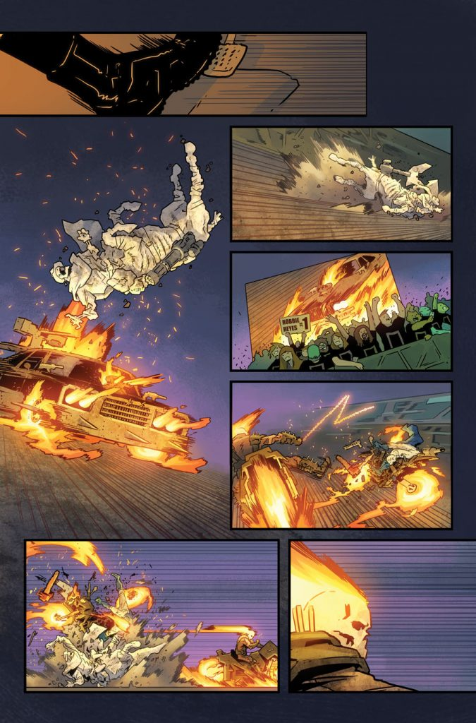 Ghost Racers 1 Preview 4