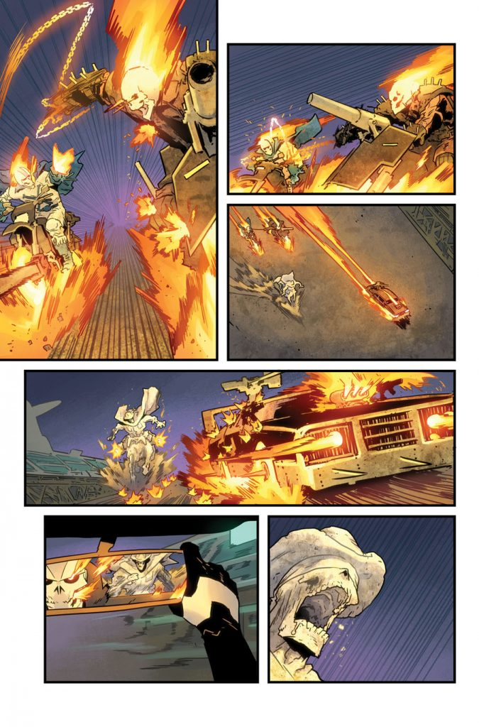Ghost Racers 1 Preview 3