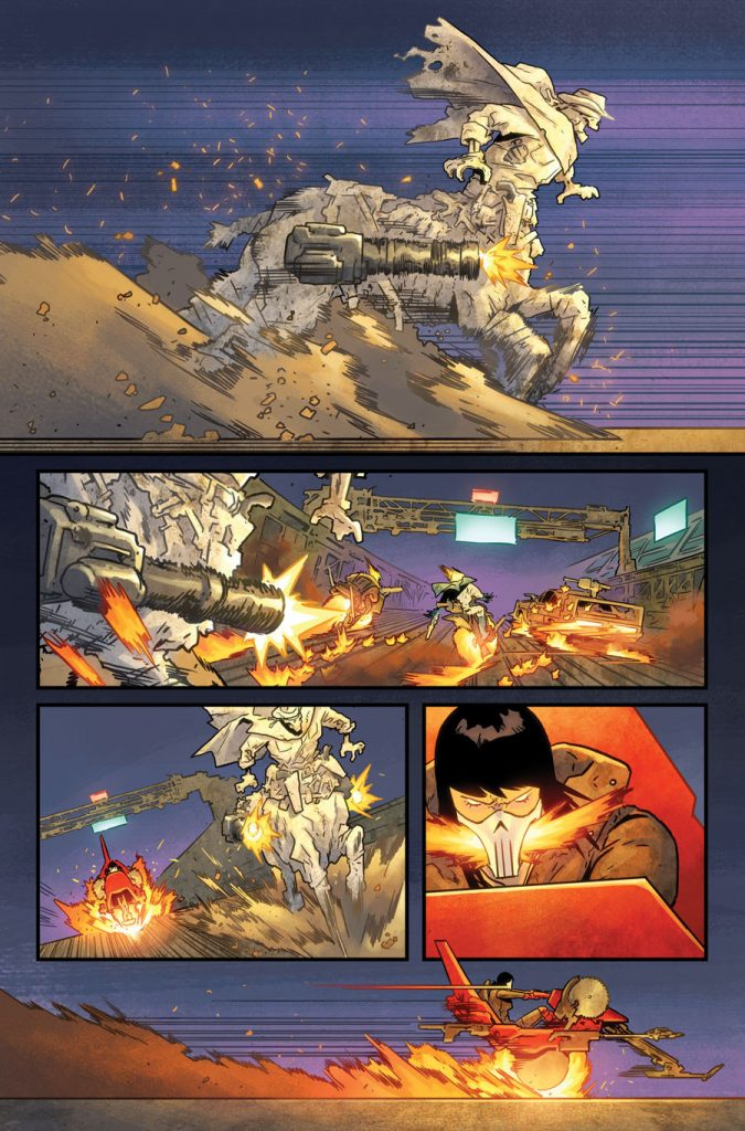 Ghost Racers 1 Preview 2