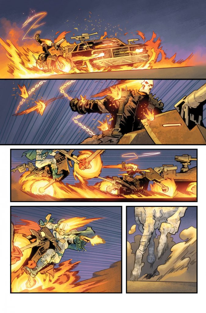 Ghost Racers 1 Preview 1
