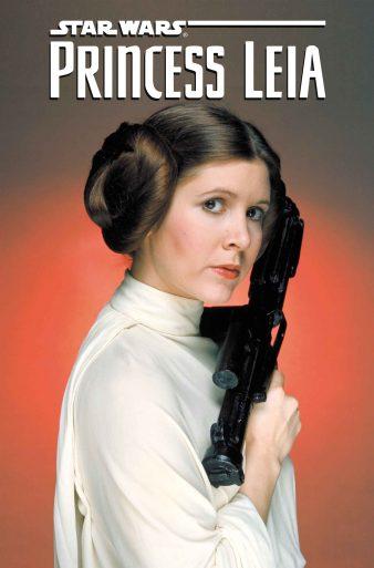Princess Leia 1 Movie Variant