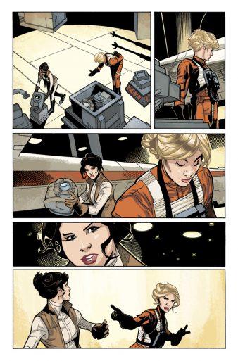 Princess Leia 1 Preview 3