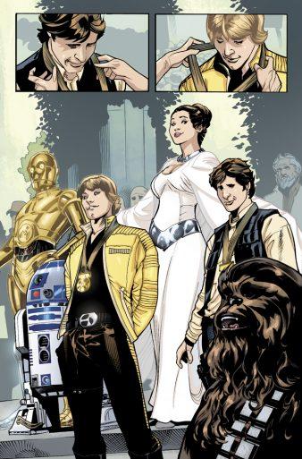 Princess Leia 1 Preview 1