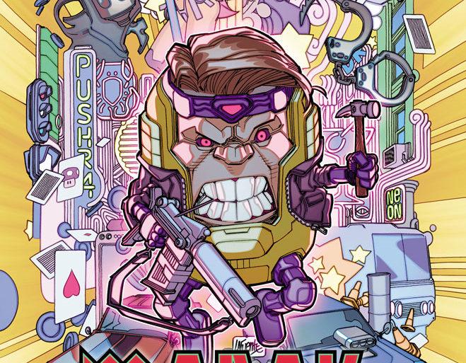 MODOK Assassin 1 Cover