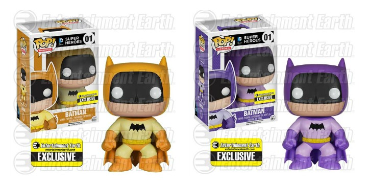 Funko Pop Batman Slider