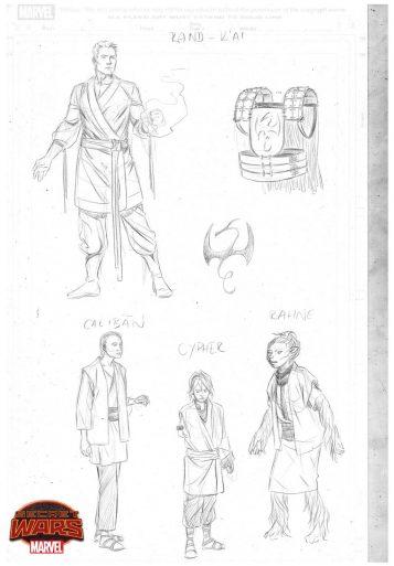 Master Kung Fu Characters 04