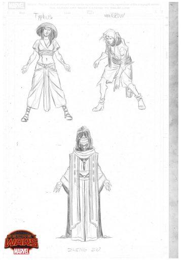 Master Kung Fu Characters 02