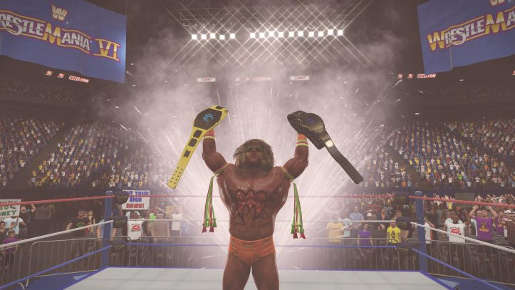 Wrestlemania VI 4