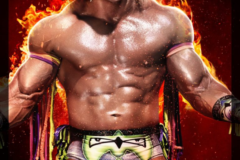WWE2k15 UltimateWarrior ClientLayer Cs