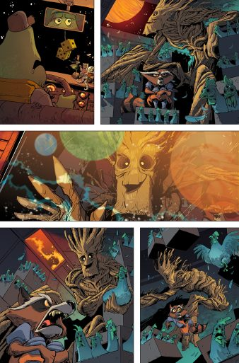 Groot 1 Preview 1