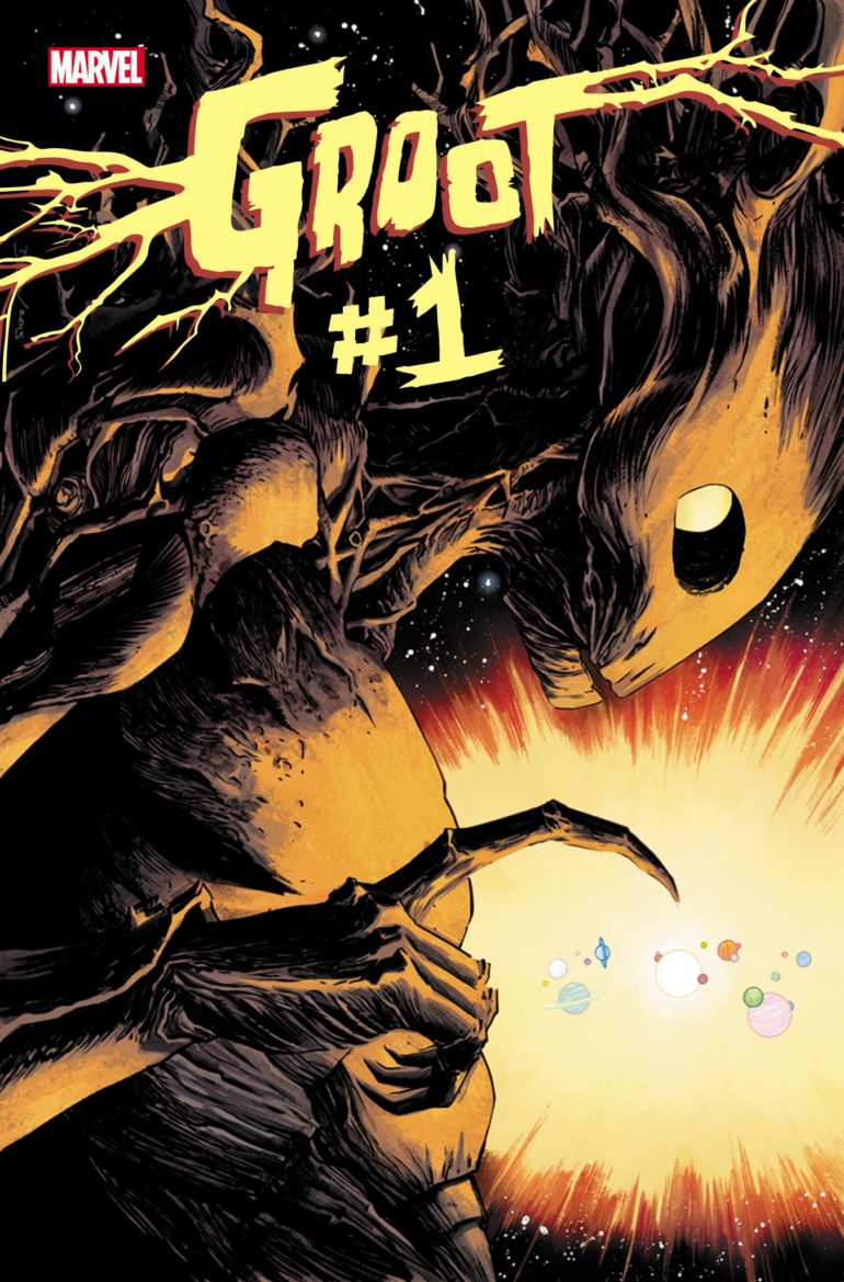 Groot 1 Cover