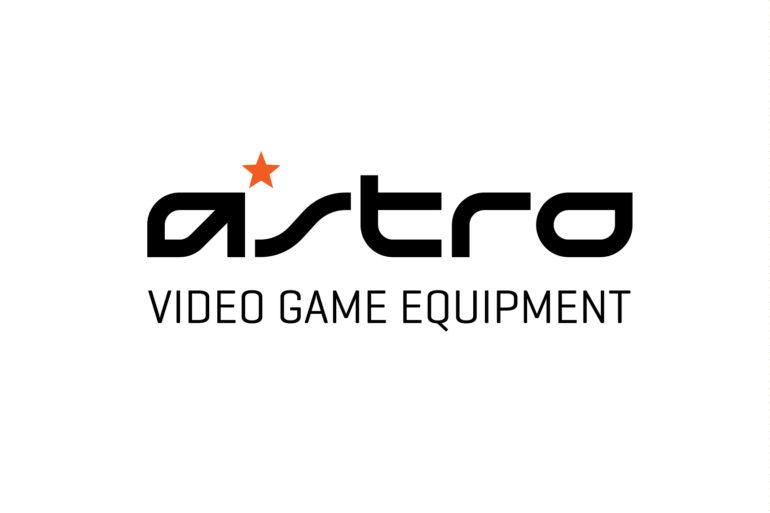 Astro Logo Tagline White