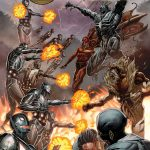 Age of Ultron vs. Marvel Zombies 1 Kim Variant
