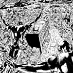 Age of Ultron Coloring Book Preview 3