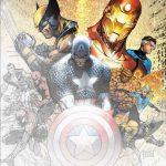 Civil War Coloring Book Cover