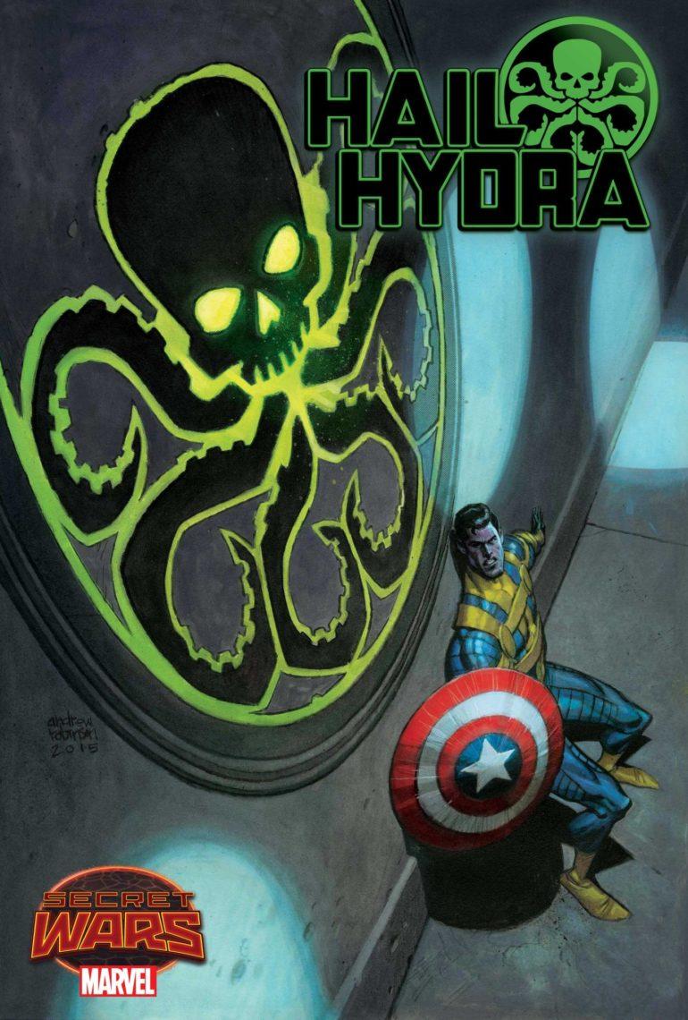 Hail Hydra 1 Cover