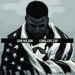 Sam Wilson Captain America Hip Hop Variant