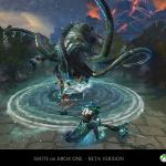 SMITE Xbox Beta Poseidon Kraken