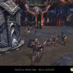SMITE Xbox Beta Ares