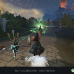 SMITE Xbox Beta Zeus