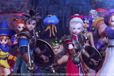 Dragon Quest Heroes Trailer 2 8