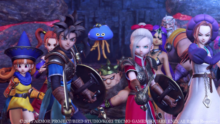 Dragon Quest Heroes Trailer 2 8