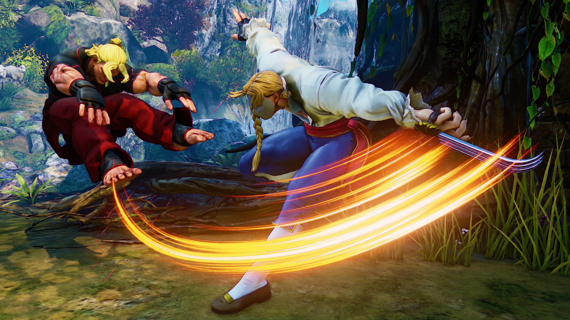 Claw Attacks Wall Dives Take Center Stage As Vega Joins Street