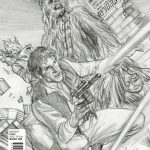 Chewbacca 1 Ross Sketch Variant
