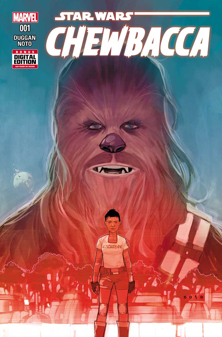 Chewbacca 1 Cover