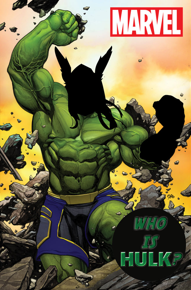 Who is the Hulk 3