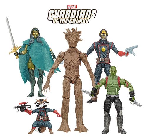 Guardians Boxset Loose