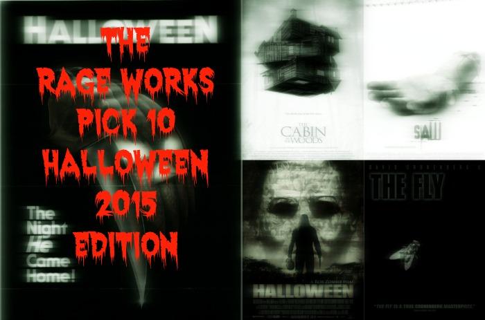 RW Pick 10 Halloween 2015