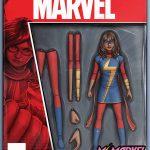 Ms Marvel 1 Christopher Action Figure Variant