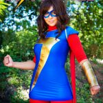 Ms. Marvel 1 Cosplay Variant
