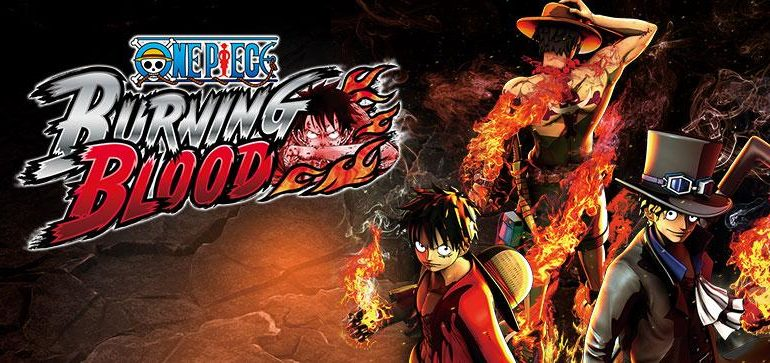 One Piece: Burning Blood - logo