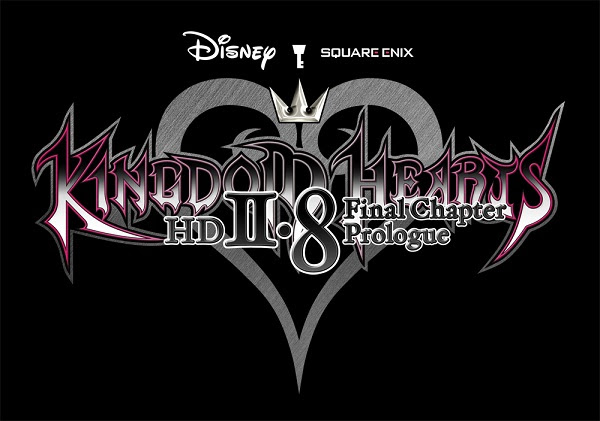 Kingdom Hearts III.8 - logo