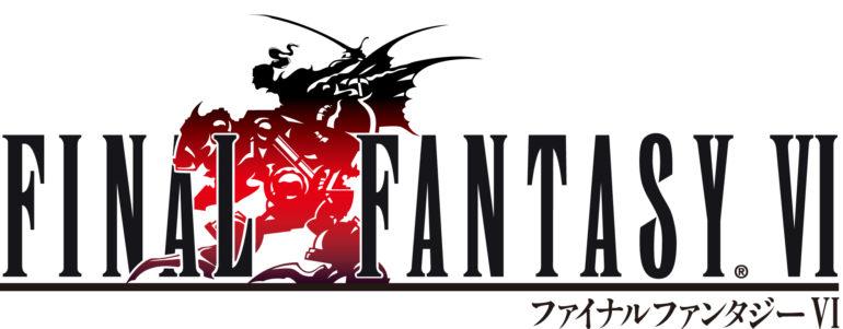 Square Enix - FF6 logo